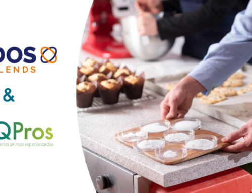 Kudos Blends – The chemistry behind healthier baking